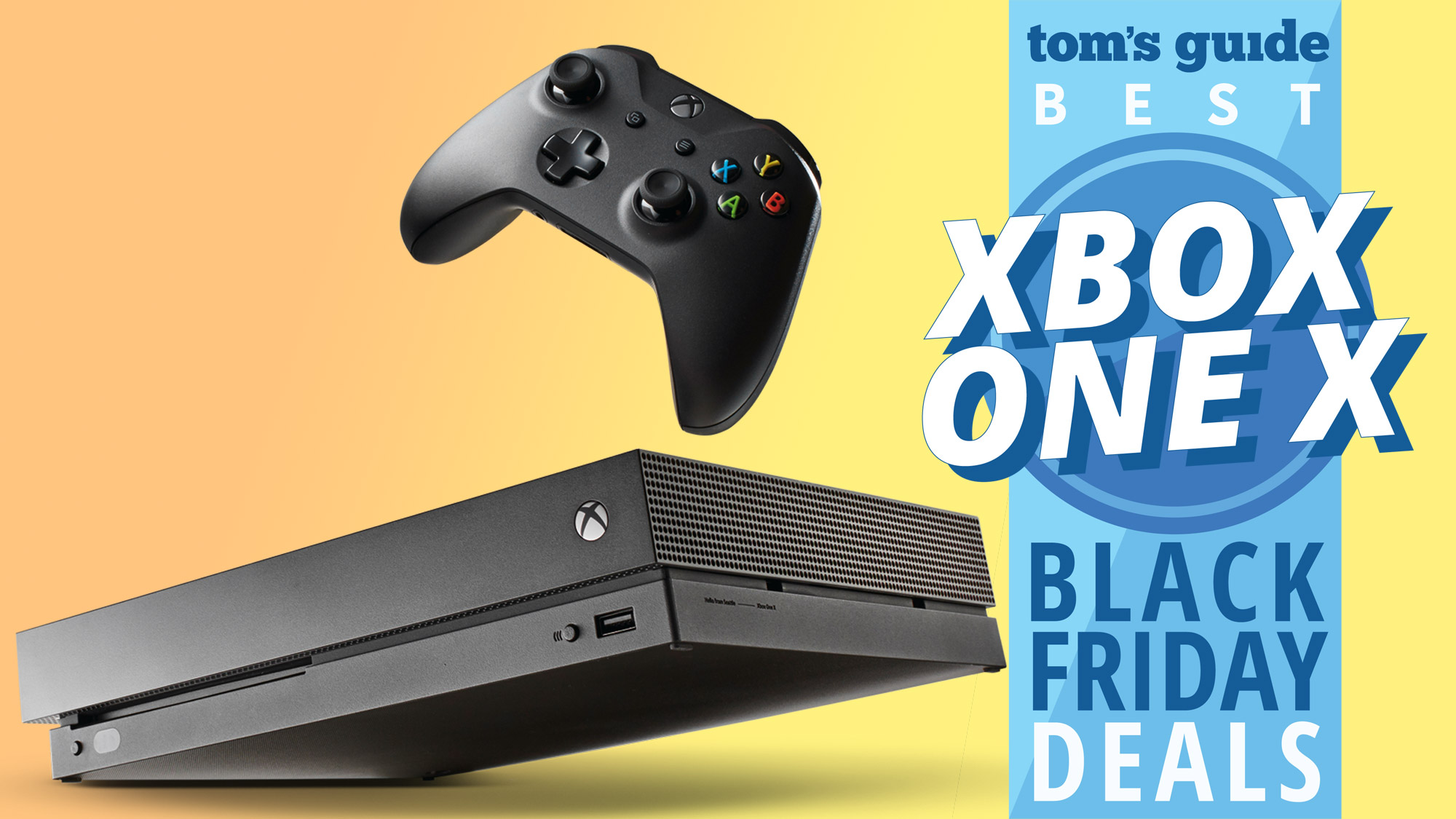 Best Black Friday Xbox One X Deals Tom S Guide