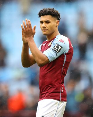 Aston Villa's Ollie Watkins has been called up into the England squad.
