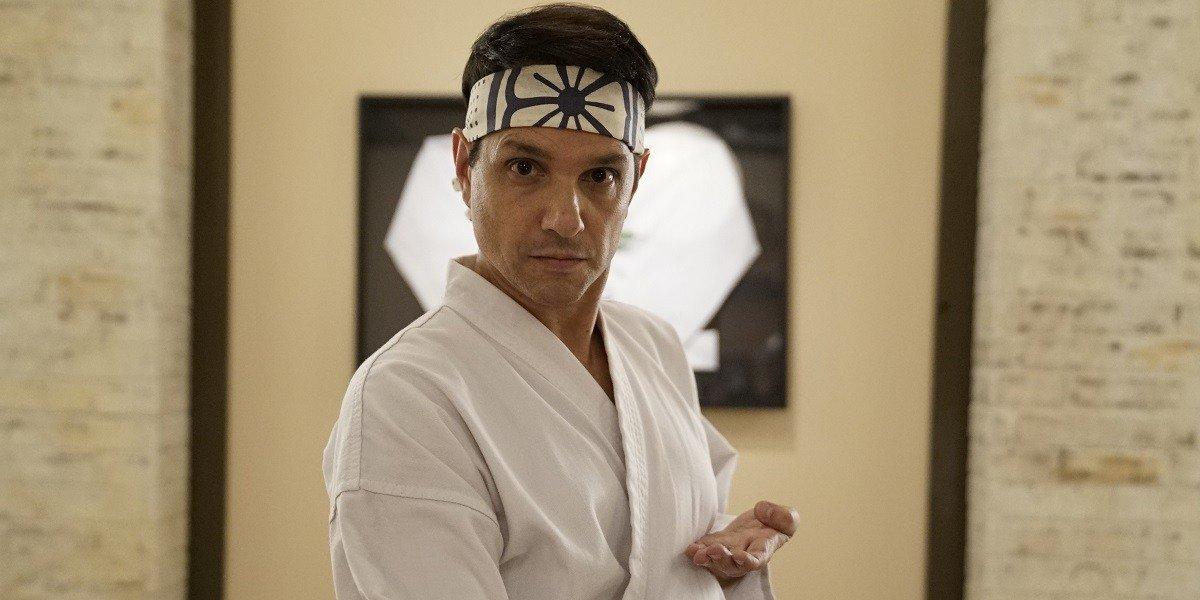 Ralph Macchio as Daniel LaRusso as Cobra Kai (2019)