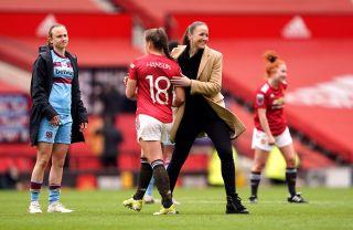 Manchester United v West Ham United – FA Women's Super League – Old Trafford