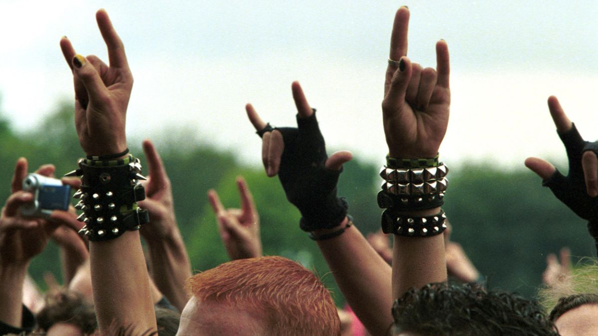 Research reveals the most 'metal' word in the world