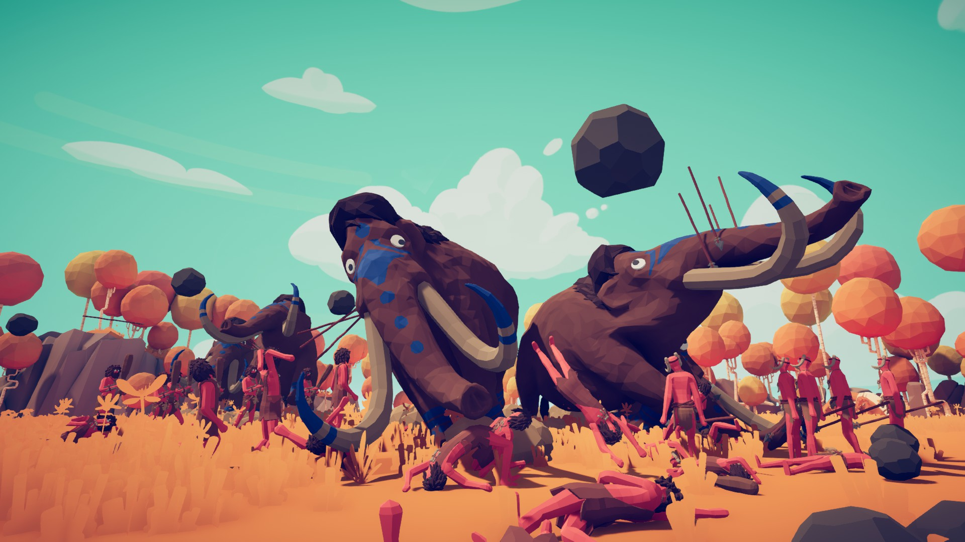 Totally Accurate Battle Simulator leaves Early Access, gets multiplayer