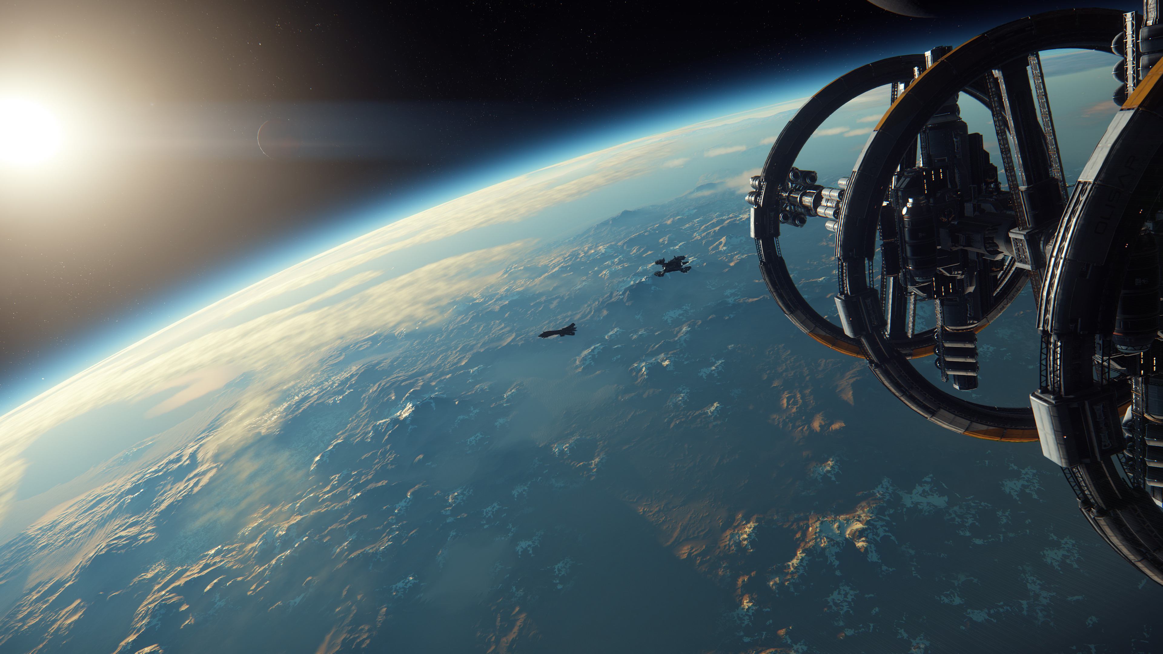 Star Citizen is free to try this weekend