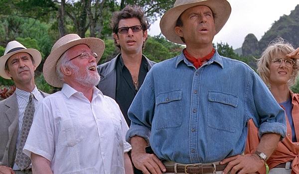 Jurassic Park Cast Lineup Staring