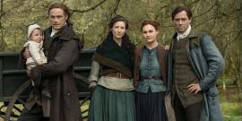 One Outlander Couple Will Get 'Really Dark' In Season 6