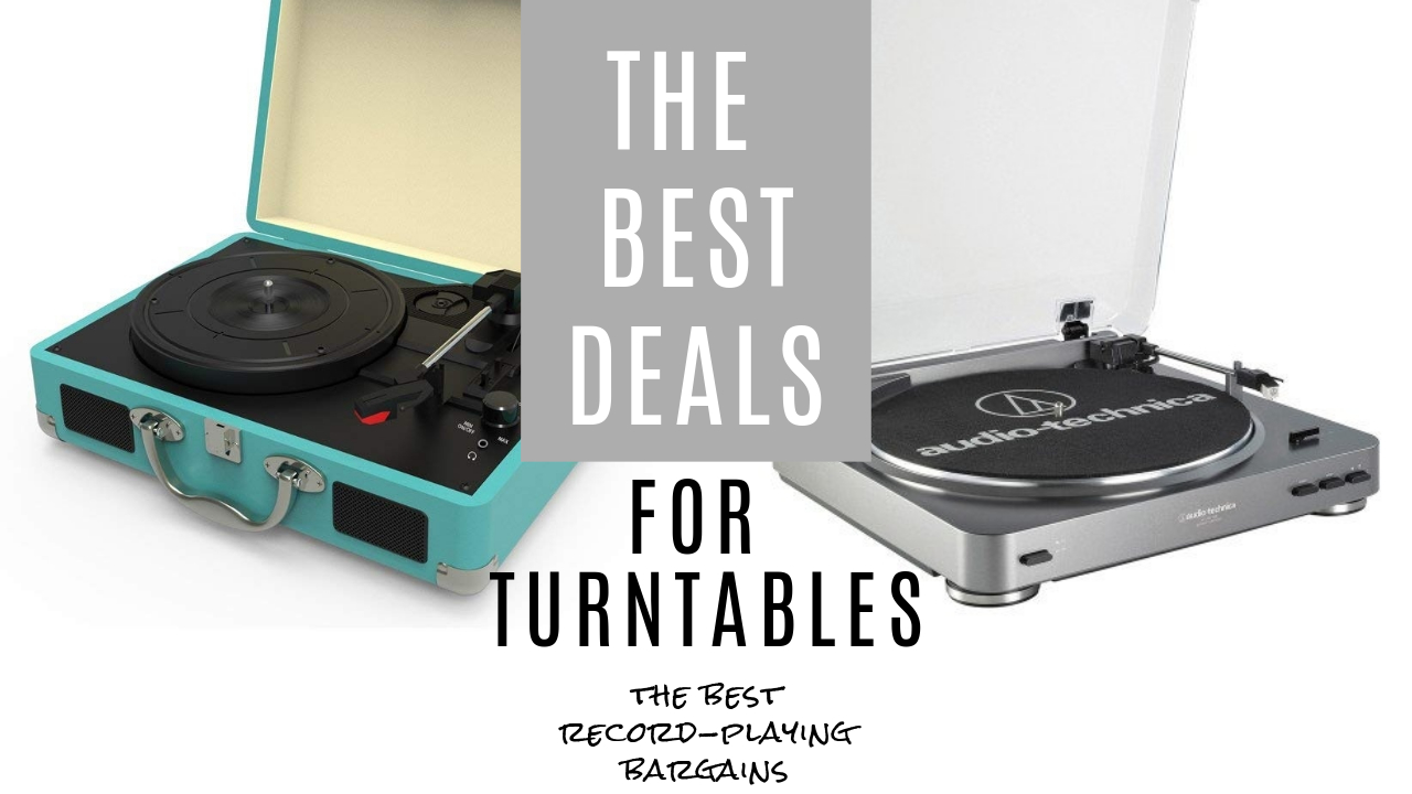 The best turntable deals right now | Louder