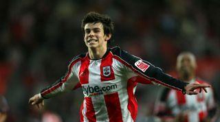 Gareth Bale Southampton