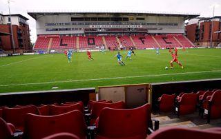 Leyton Orient v Cheltenham Town – Sky Bet League Two – The Breyer Group Stadium