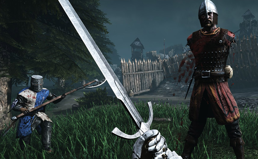 Chivalry medieval warfare скачать сервер