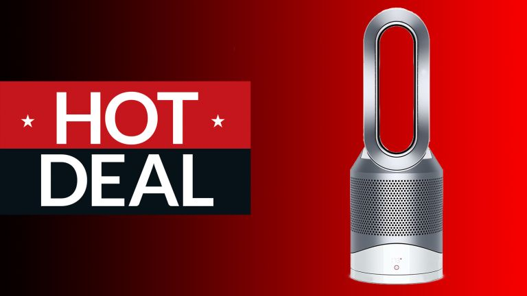 This Dyson air purifier on sale saves you $200 on a Dyson's Pure Hot+Cool Link purifier heater.