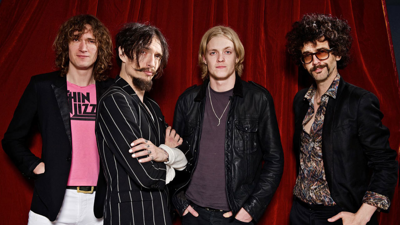 The Darkness Added To Stone Free Festival Lineup Louder