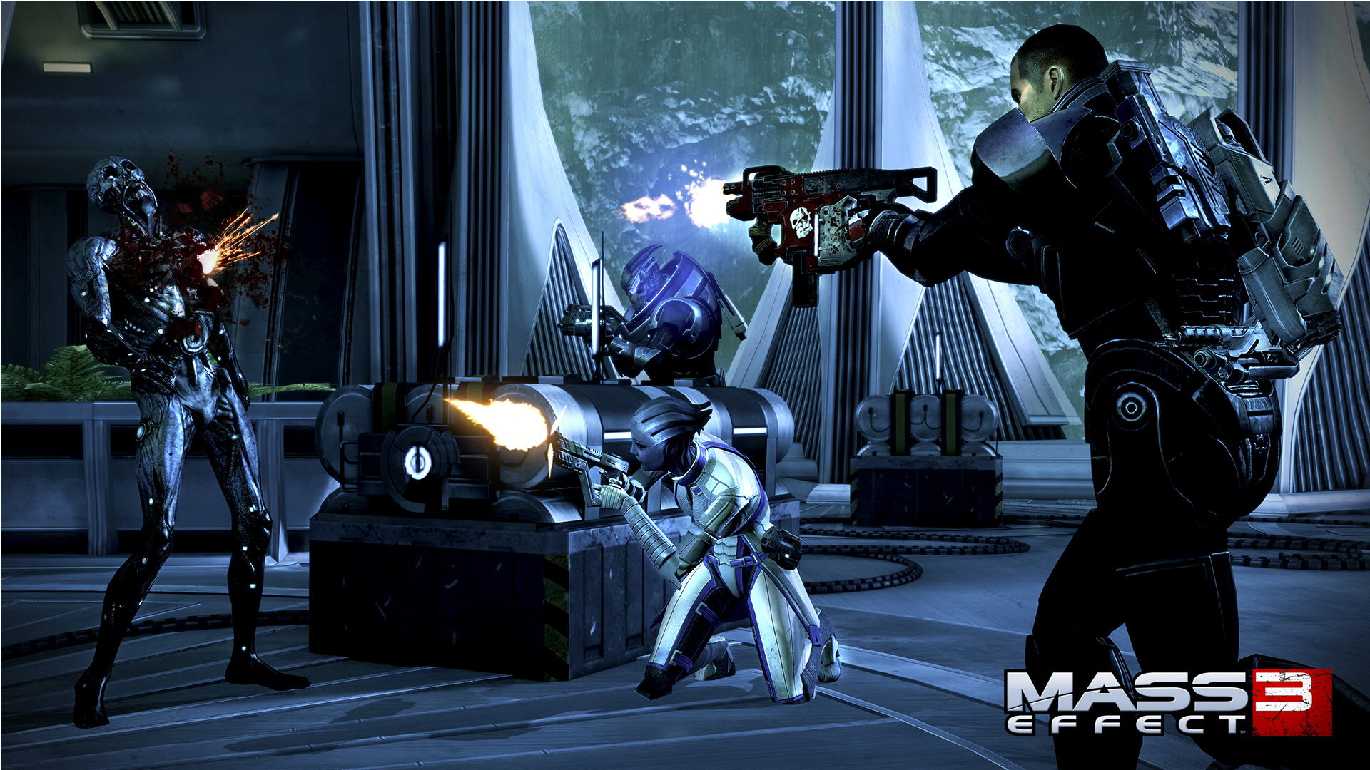 how to get good items in mass effect 3 multiplayer