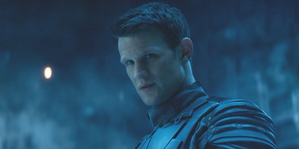 Matt Smith in Terminator Genisys