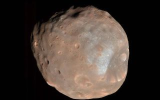 Phobos: A Doomed Moon