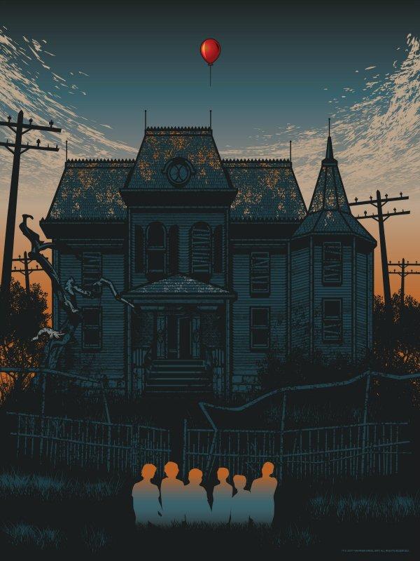 Neibolt House print