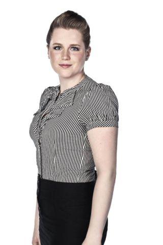 Zara, 16, is Lord Sugar's Young Apprentice