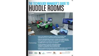 The Technology Manager's Guide to Huddle Rooms
