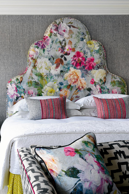 Hotel designer Kit Kemp on mastering a dream bedroom