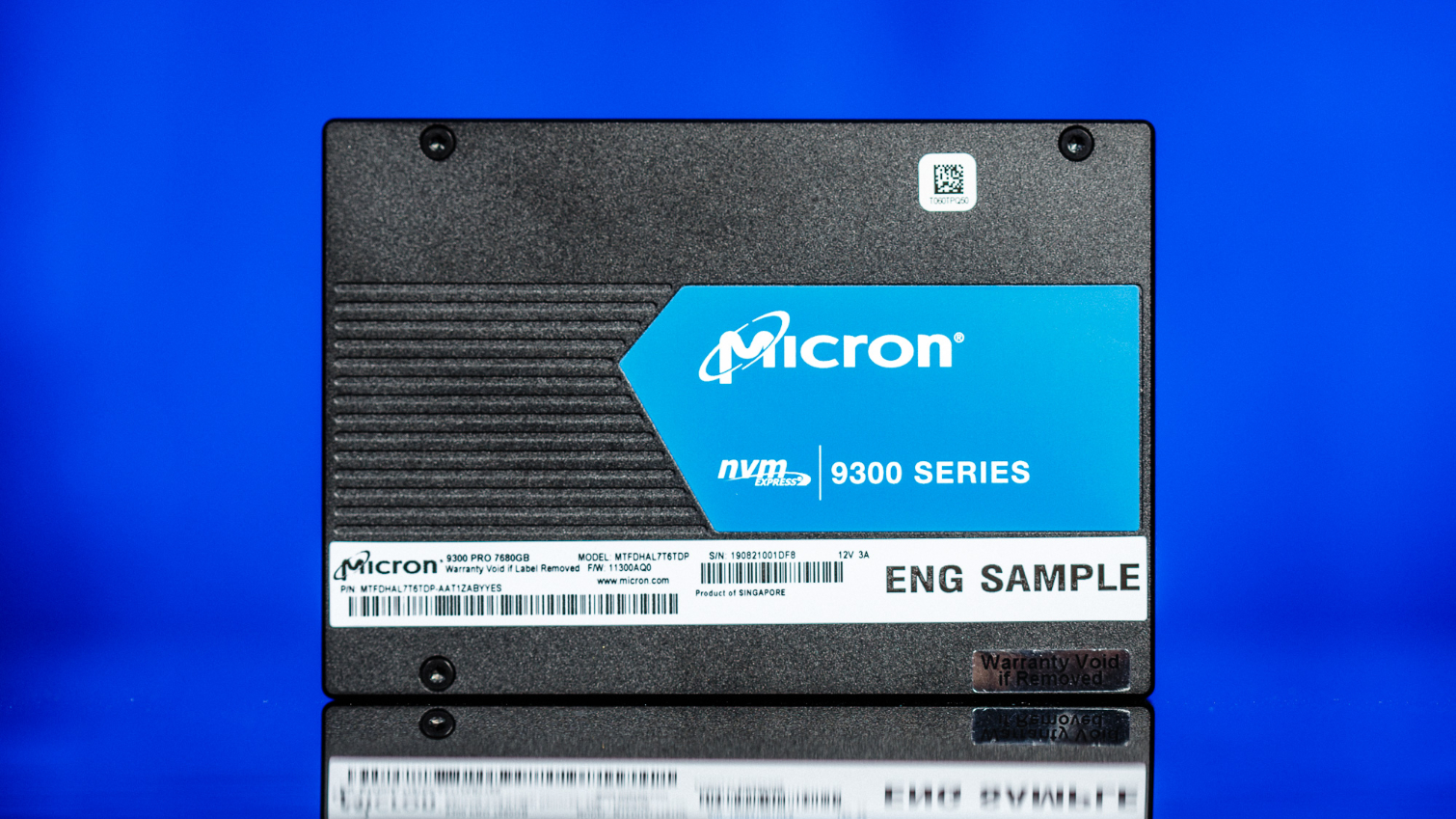 Micron 9300 Series Enterprise Nvme Ssd Review Finding Balance In Performance Tom S Hardware Tom S Hardware