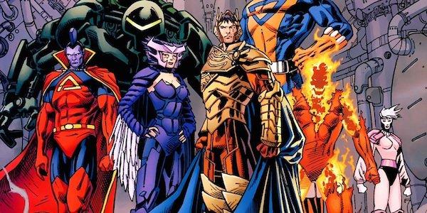 Shi-ar Marvel Comics X-Men