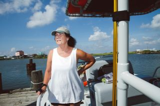 "Marine ecologist Nancy Rabalais has been working for nearly 30 years to track the Gulf of Mexico's dead zone, and was recently awarded a $500,000 MacArthur ""Genius"" Fellowship."