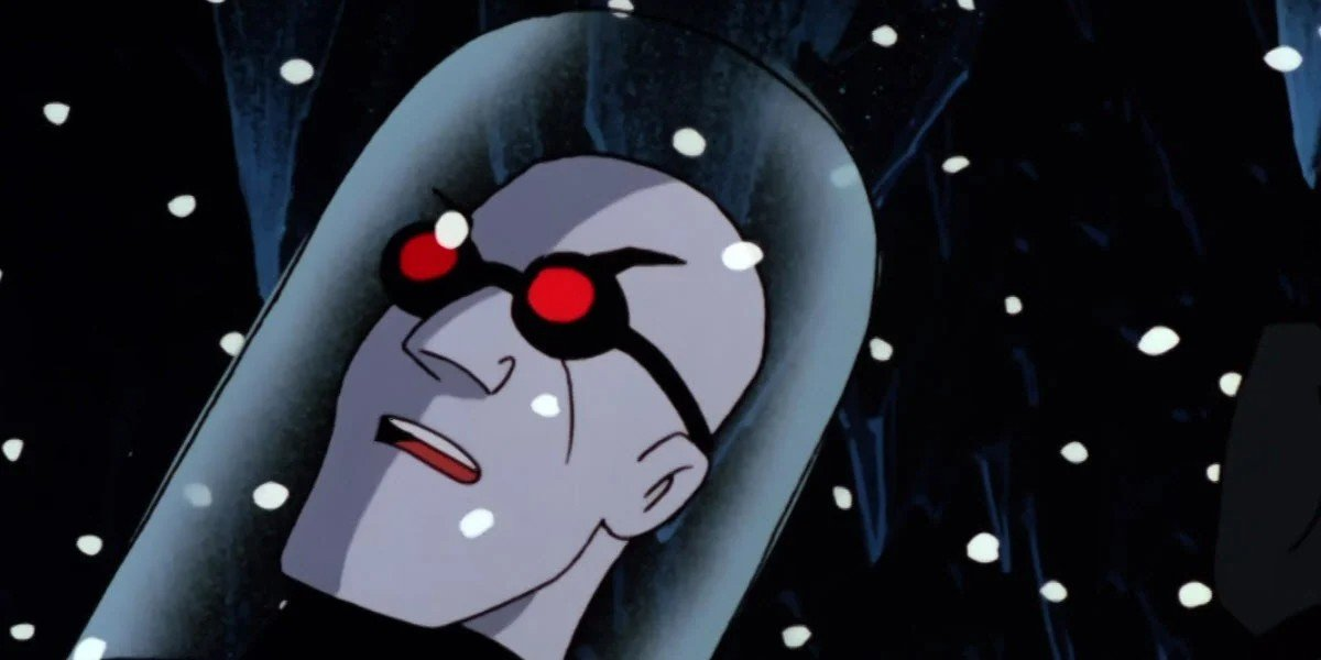 Mr. Freeze from Batman: The Animated Series