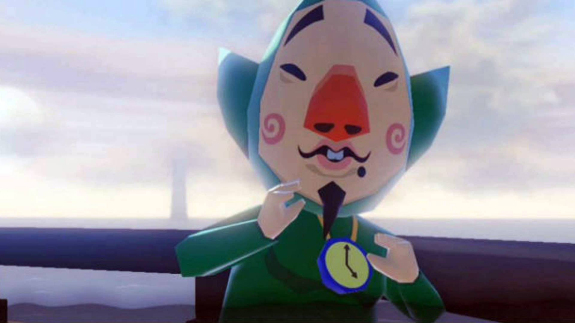 Tingle in The Legend of Zelda: The Wind Waker