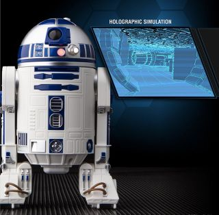 Sphero R2-D2 App-Enabled Droid Action Figure