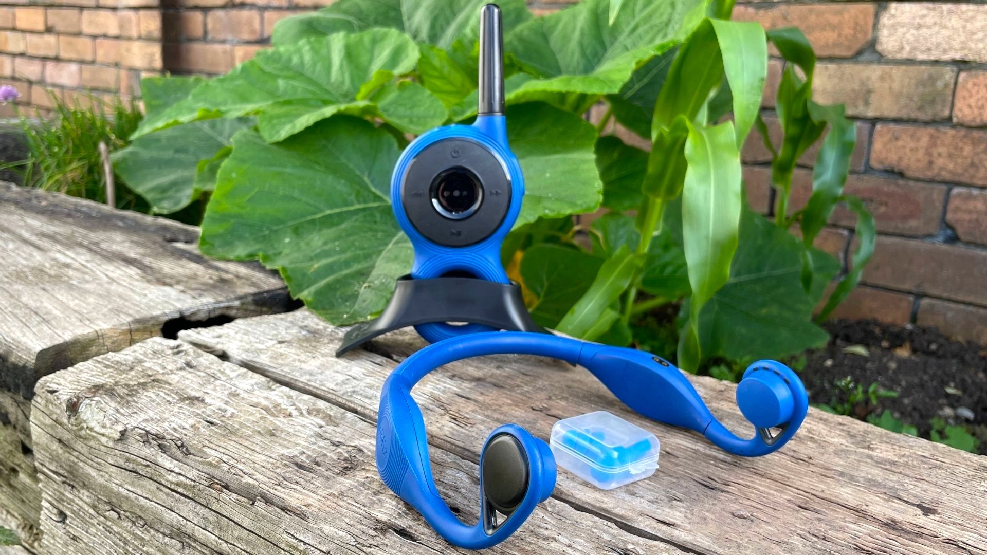 Zygo Solo headset with transmitter