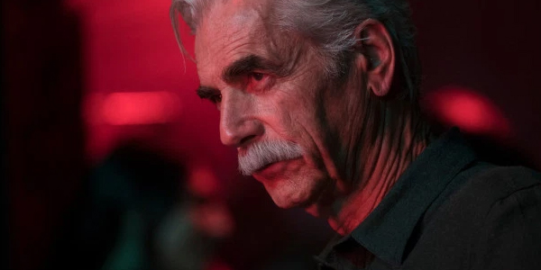 Sam Elliott as Bobby Maine in A Star Is Born