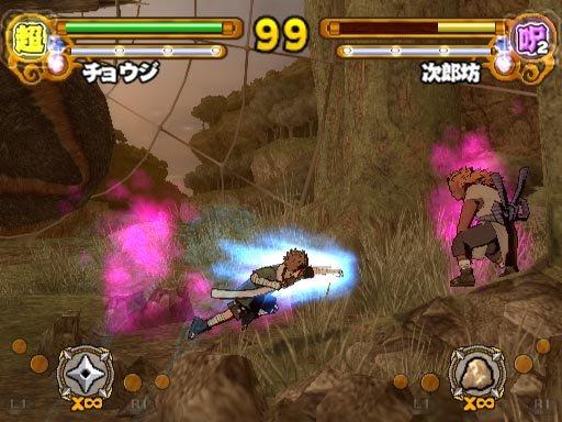 Namco Announces Naruto: Ultimate Ninja 3 #444