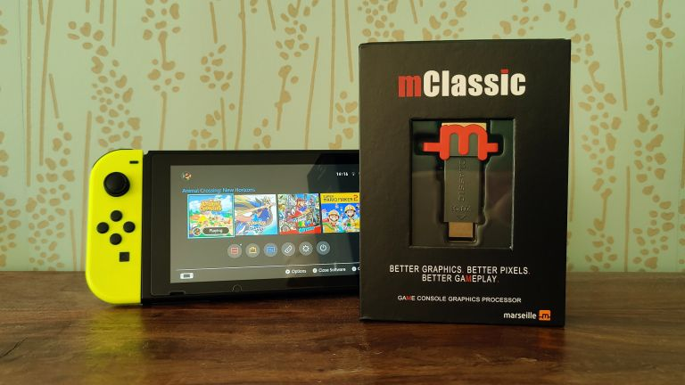 Marseille mClassic review Nintendo Switch