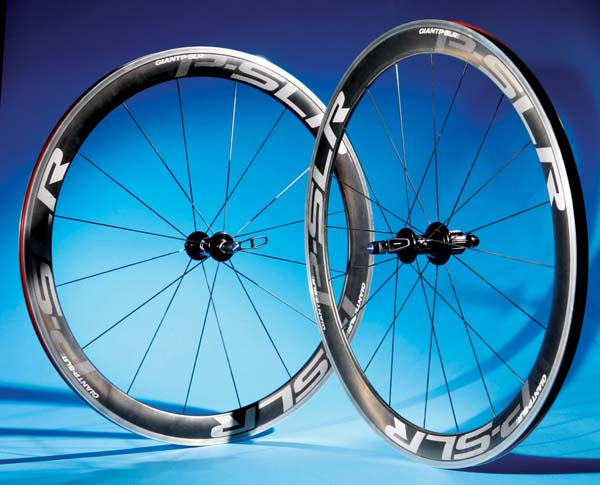 Giant, £1,000 deep-section carbon wheel test