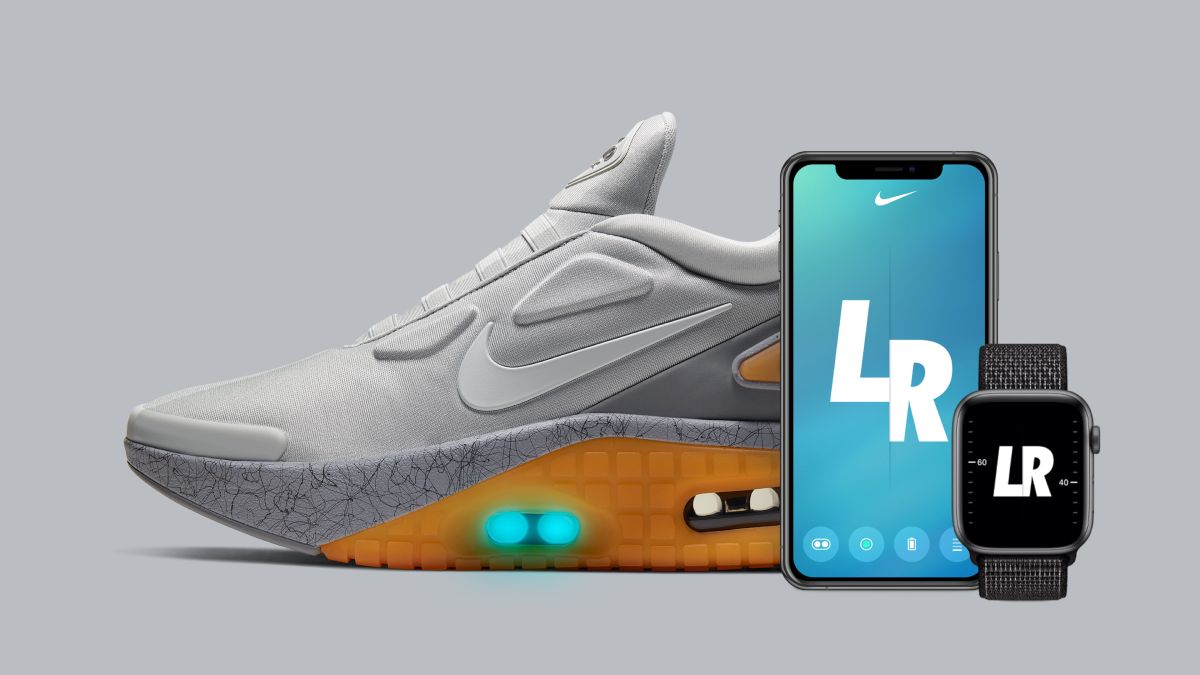 suficiente Espacioso alquitrán  Nike Adapt Auto Max available NOW: self-lacing sneakers join the Air Max  family | T3