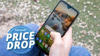 Motorola Moto G7 Cyber Monday 2019 deal splash