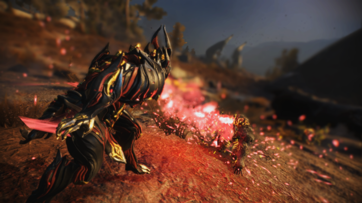 Warframe on Nintendo Switch: 5 Things You Need to Know