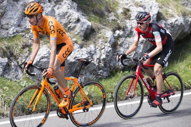 BMC Racing boss refuses to comment on reports that team could merge with  CCC Sprandi Polkowice 7dfe7c54a