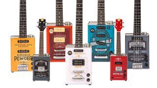 Bohemian Guitars oil-can