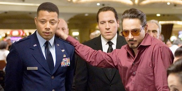 Iron Man's Terrence Howard Has Some Blunt Thoughts About Returning To Play War Machine