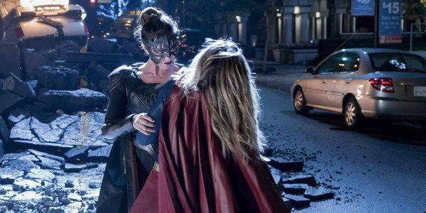 supergirl the cw reign kara