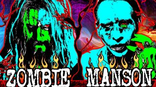 The Zombie/Manson poster