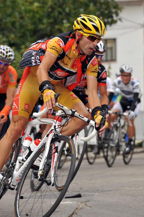 Alejandro Valverde, Vuelta a Espana 2009, stage 18