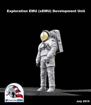 NASA Wants to Test New Moon Spacesuits on the Space Station in 2023