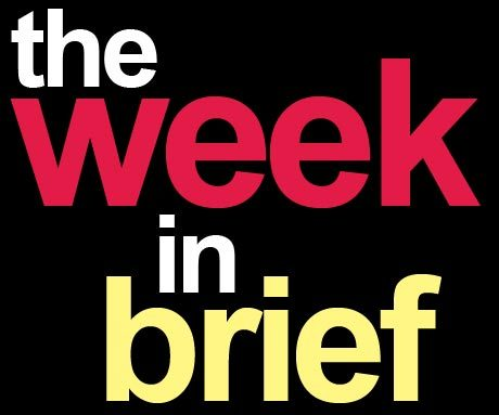 The Week in Brief logo
