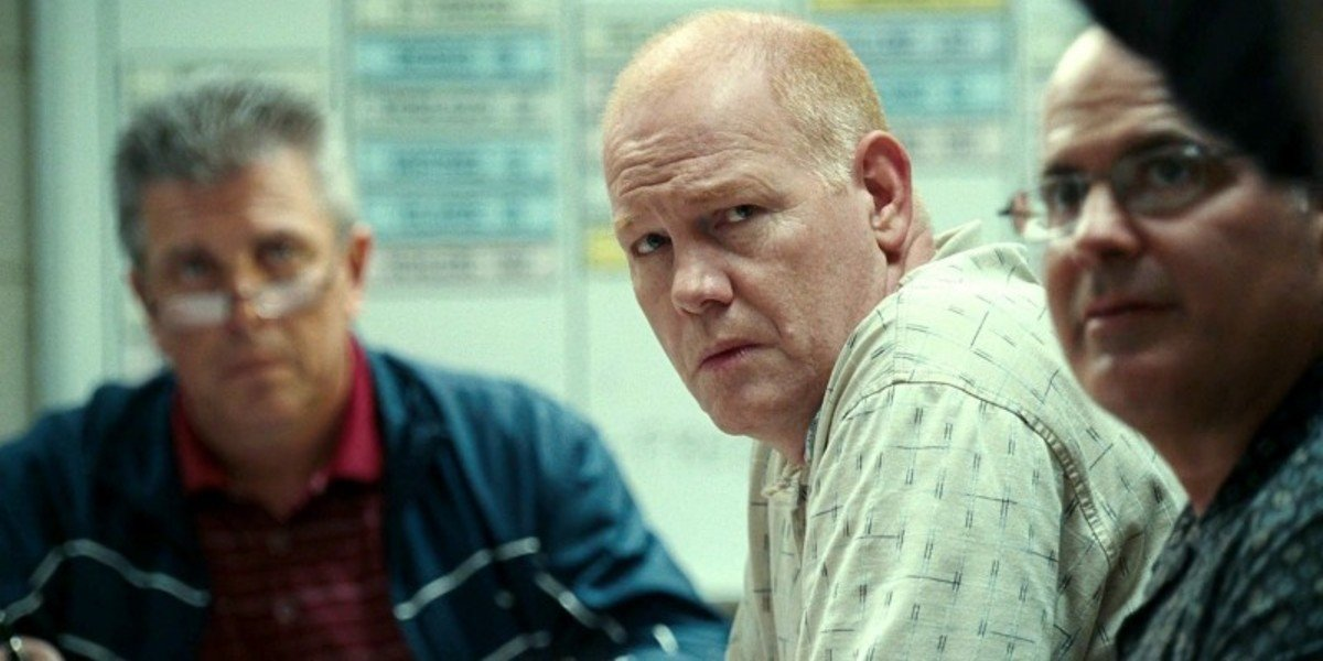 Glenn Morshower - Moneyball
