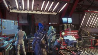Cayde-6's cape is still hanging in the tower Destiny 2