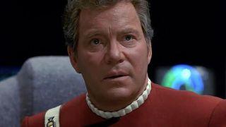 James T. Kirk (William Shatner) in Star Trek VI: The Undiscovered Country (1991)