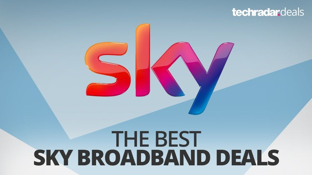 Our pick of the best broadband deals from Sky in your area