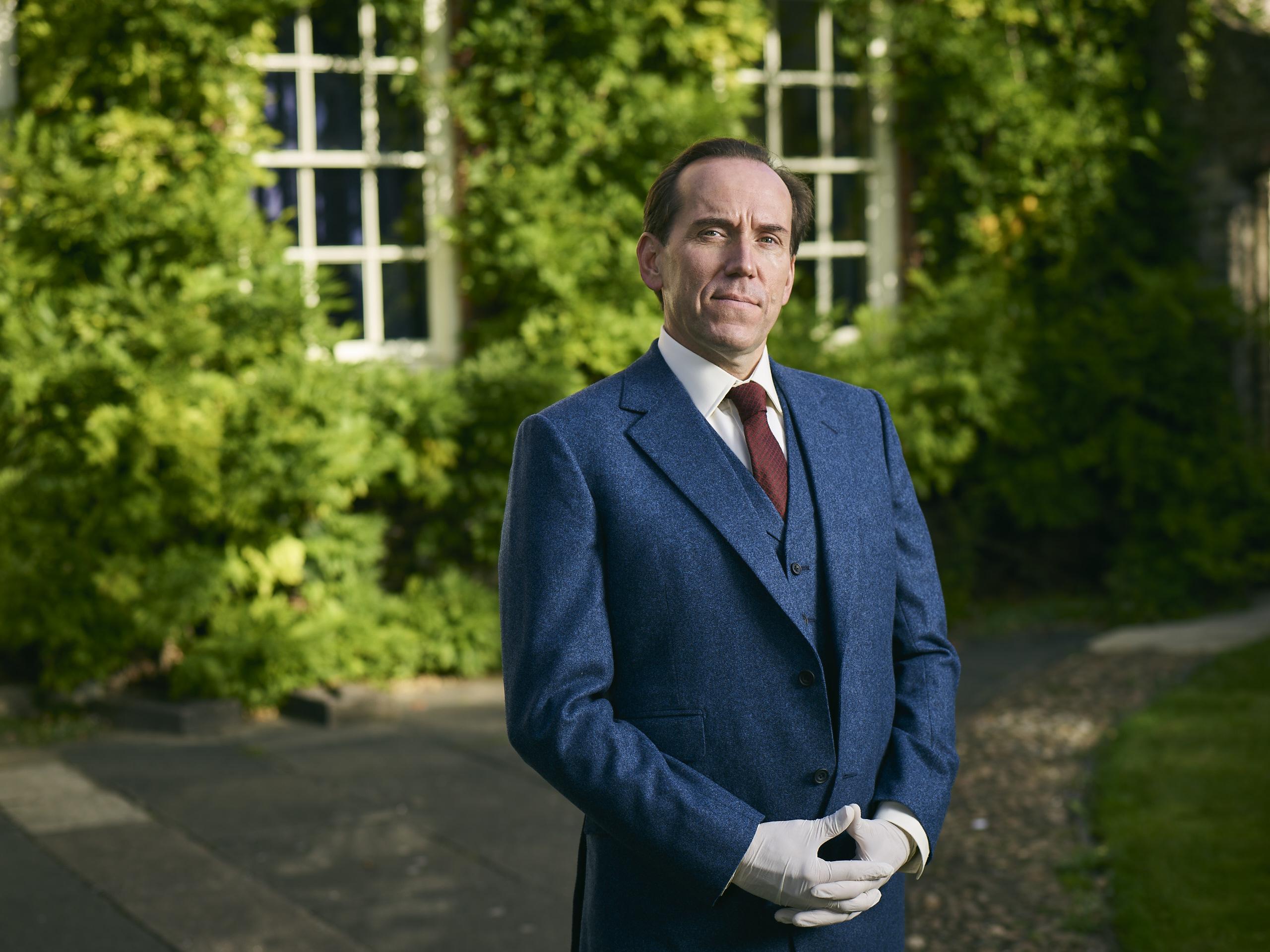 TV Tonight Ben Miller en la nueva ITV Drama Professor T