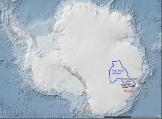 East Antarctica, Totten Glacier